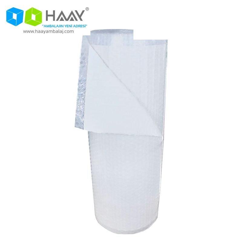 150 cm Beyaz Kağıtlı Büyük Balonlu Naylon