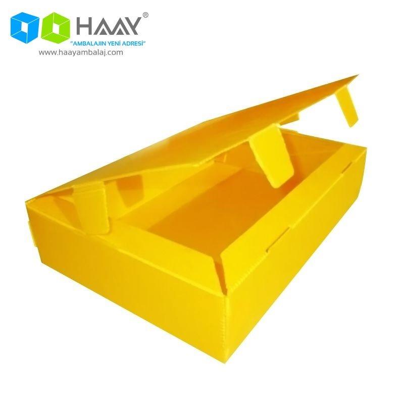 40x29x9 cm Küçük Boy Plastik Kutu