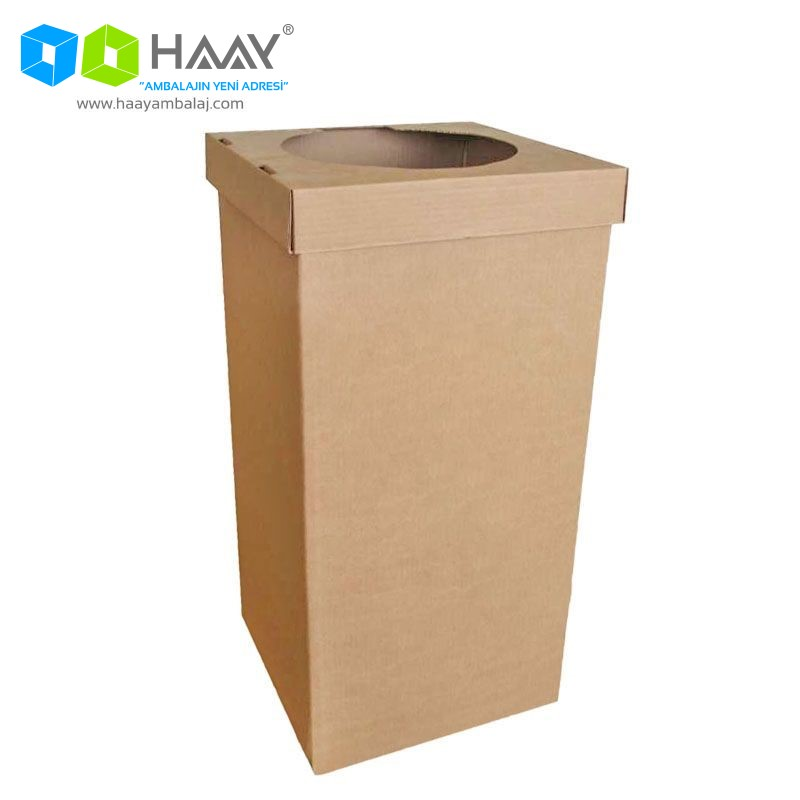 35,5x35,5x73 cm Atık Kağıt Kolisi - 241