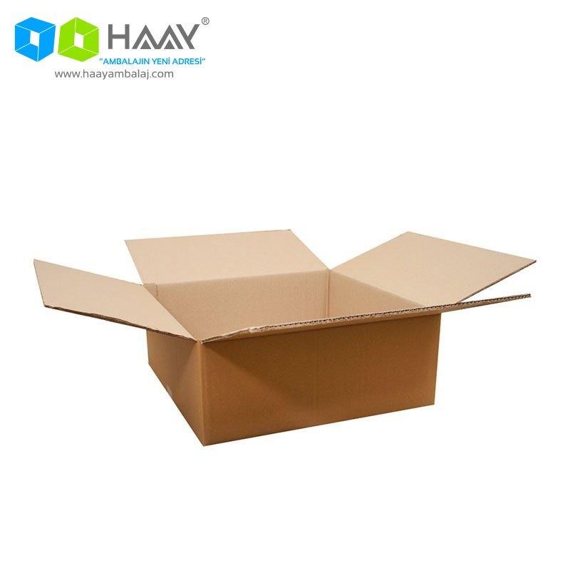 50x50x20 cm Çift Oluklu A-Box Koli
