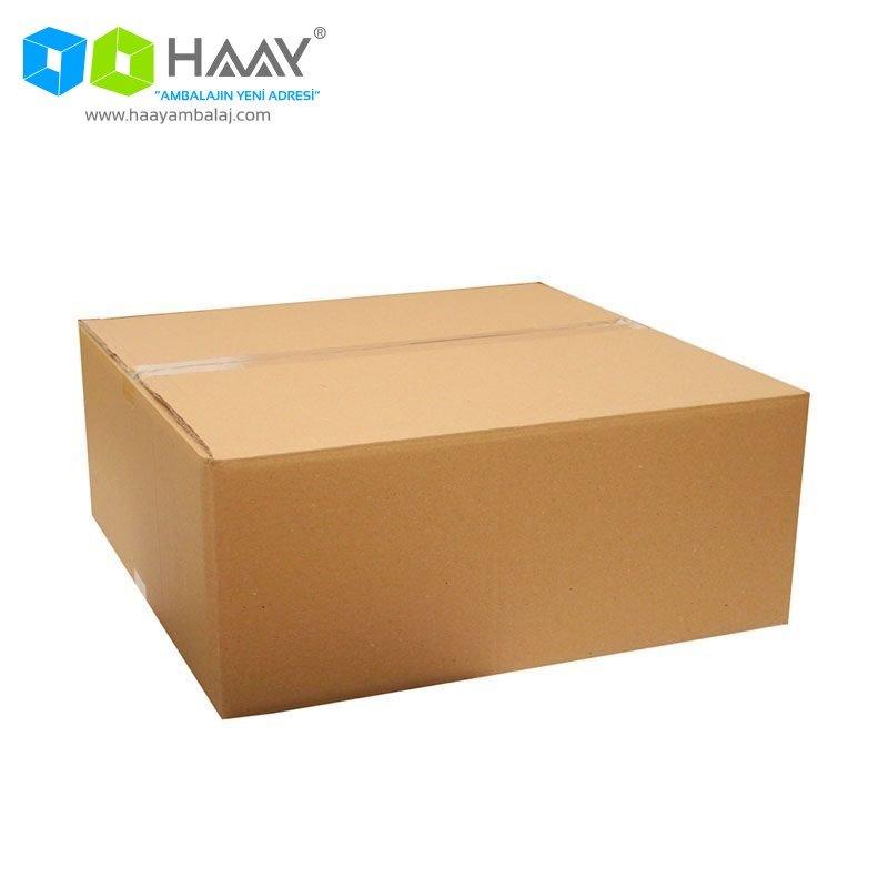 50x50x20 cm Çift Oluklu A-Box Koli - 111