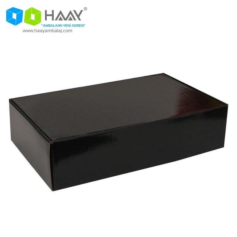 28x18x7 cm Siyah Kutu - 152