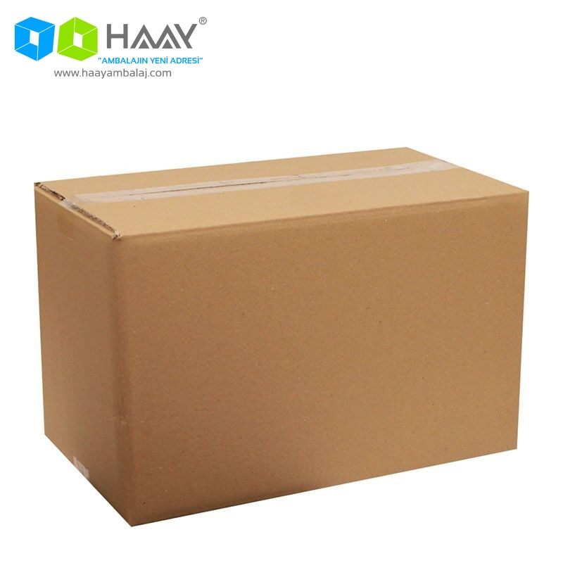 40x25x25 cm Tek Oluklu A-Box Koli - 271