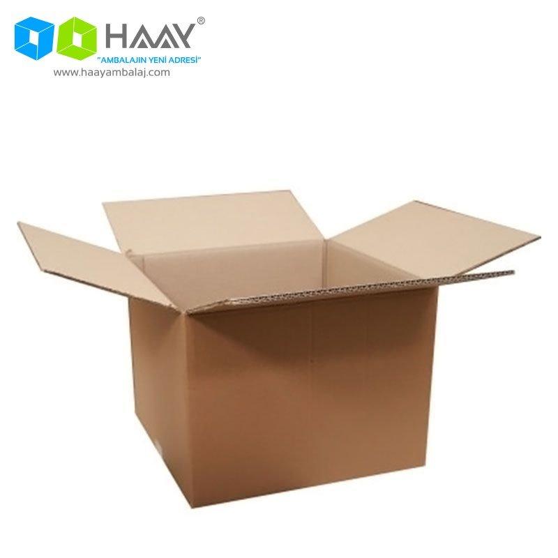 40x40x30 cm Çift Oluklu A-Box Koli
