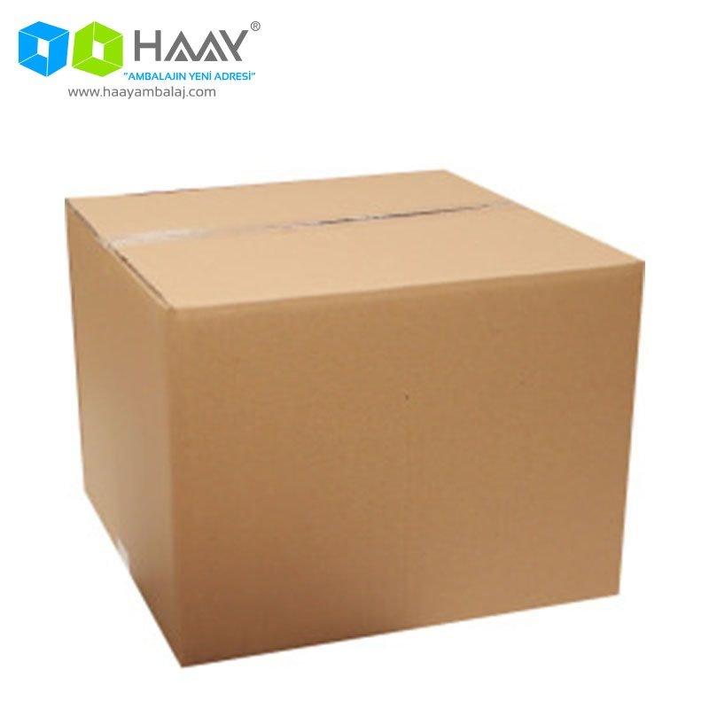 40x40x30 cm Çift Oluklu A-Box Koli - 164