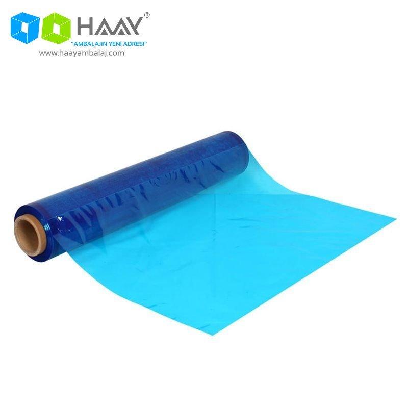Mavi Renkli 23 Micron Streç - 167
