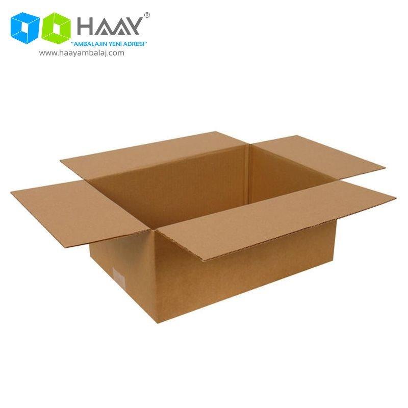 35x25x15 cm Tek Oluklu A-Box Koli