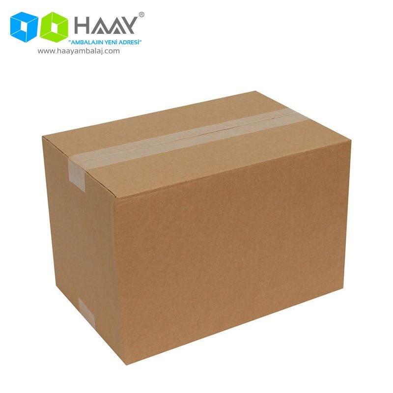 30x20x20 cm Tek Oluklu A-Box Koli - 224