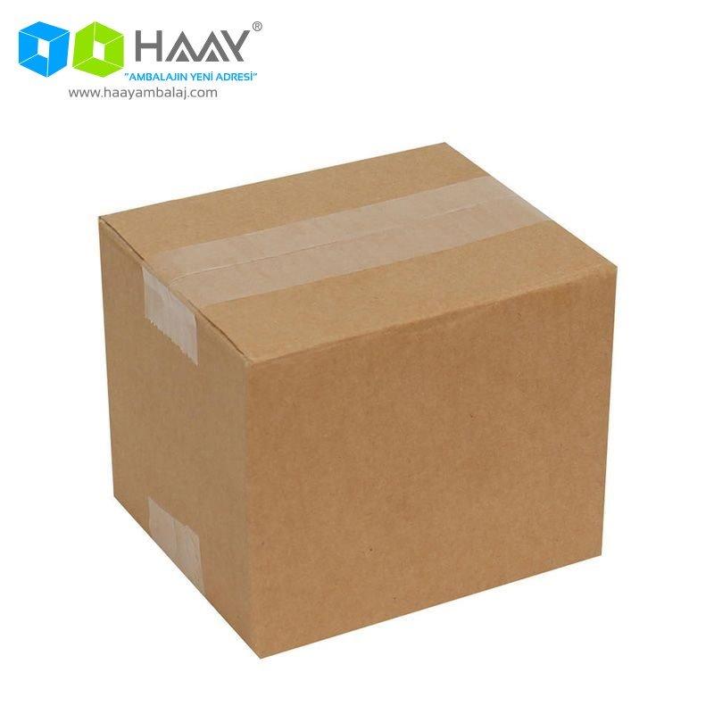 15x13x12 cm Tek Oluklu A-Box Koli - 198