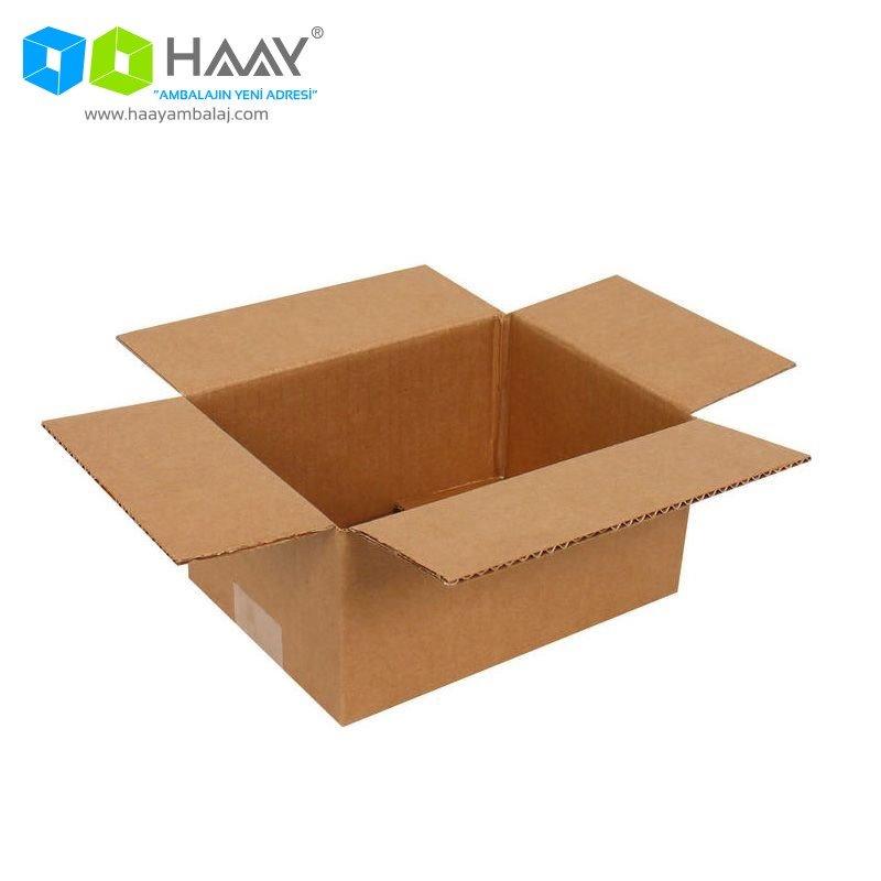 20x15x10 cm Tek Oluklu A-Box Koli