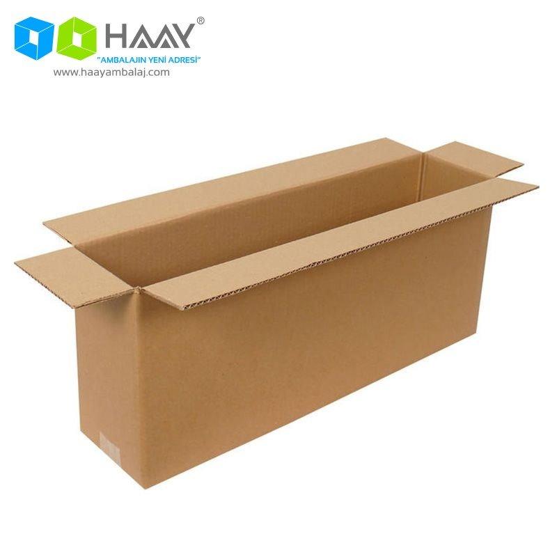 61x14x25 cm Tek Oluklu A-Box Koli