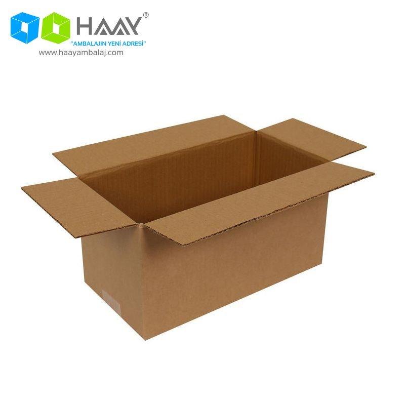 29x15x15 cm Tek Oluklu A-Box Koli