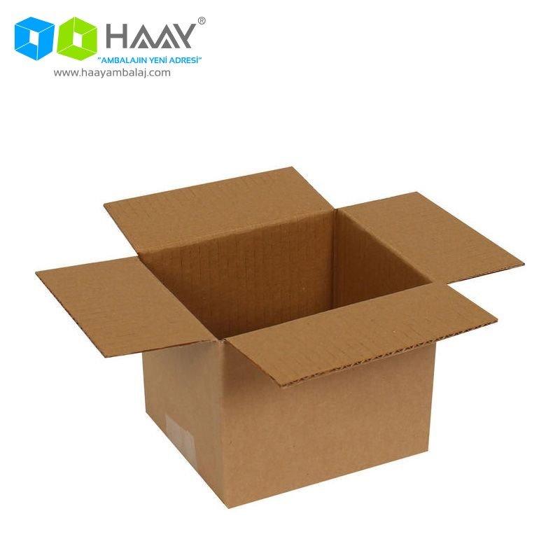 15x13x12 cm Tek Oluklu A-Box Koli