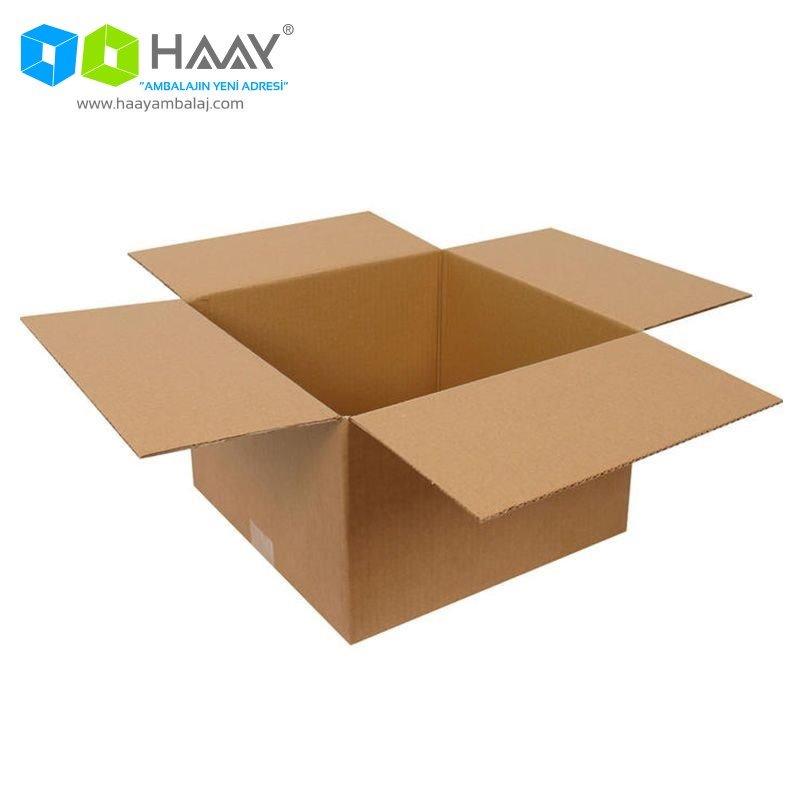 30x30x20 cm Tek Oluklu A-Box Koli