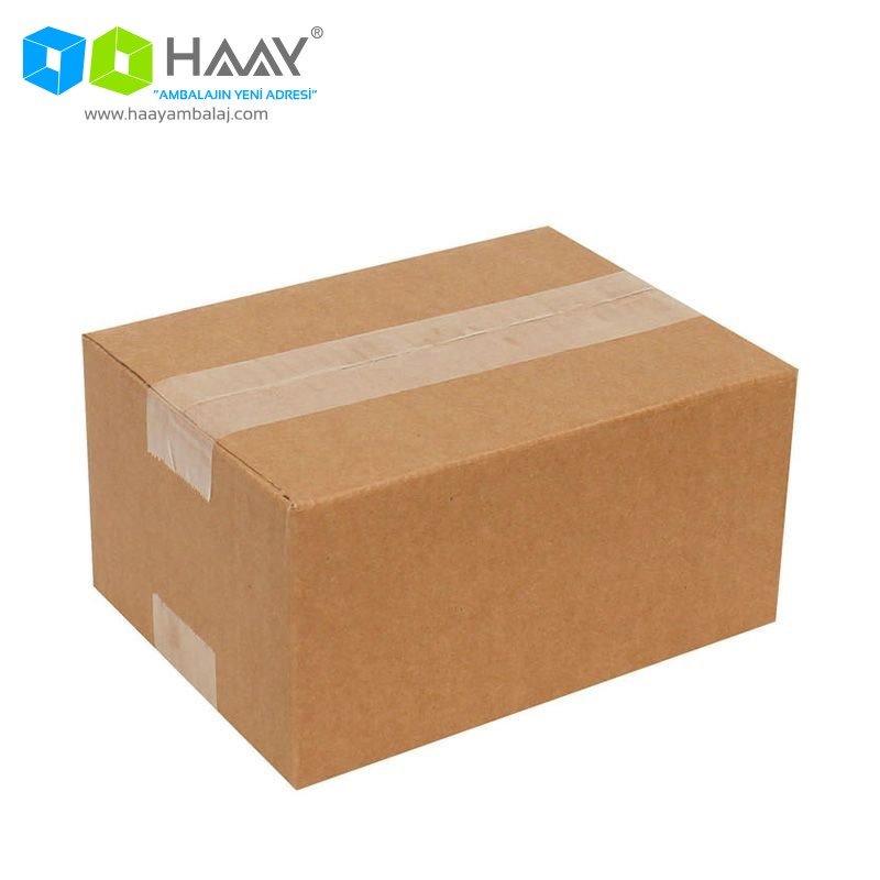 20x15x10 cm Tek Oluklu A-Box Koli - 204