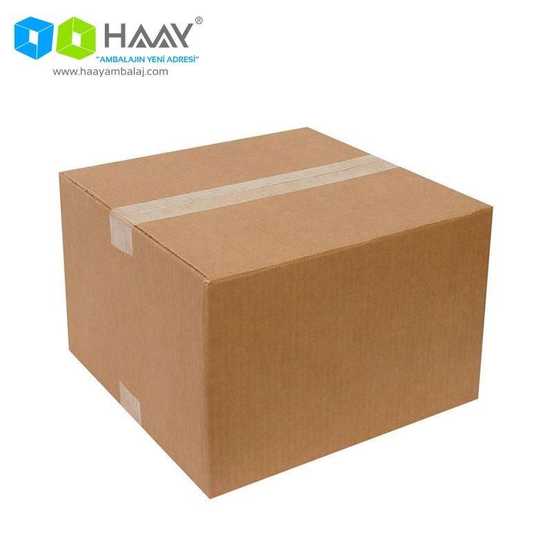 30x30x20 cm Tek Oluklu A-Box Koli - 236
