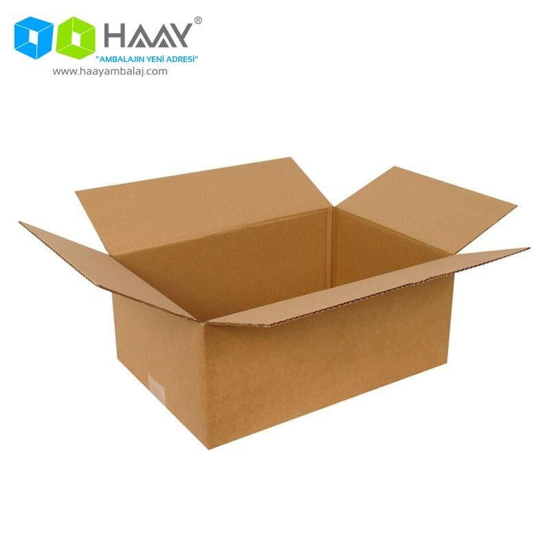 35x25x15 cm Çift Oluklu A-Box Koli - 239