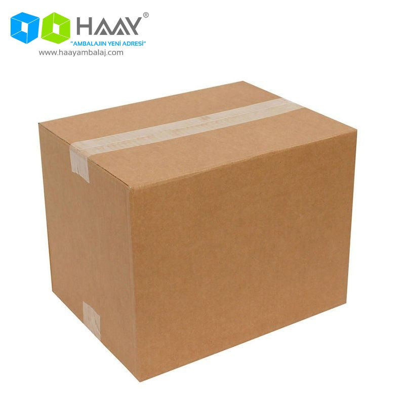 30x23x23 cm Tek Oluklu A-Box Koli - 226