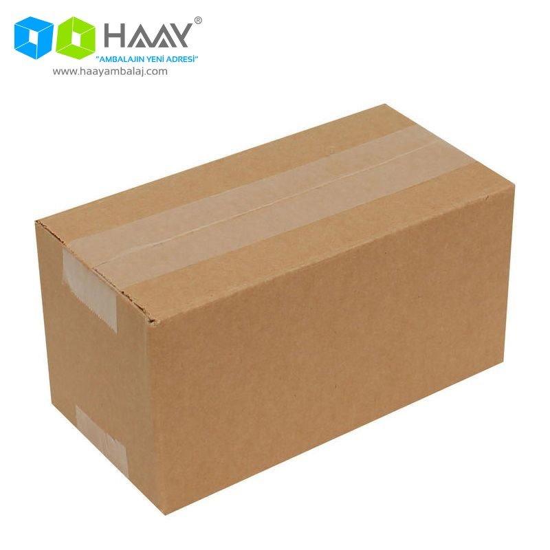 20x10x10 cm Tek Oluklu A-Box Koli - 202
