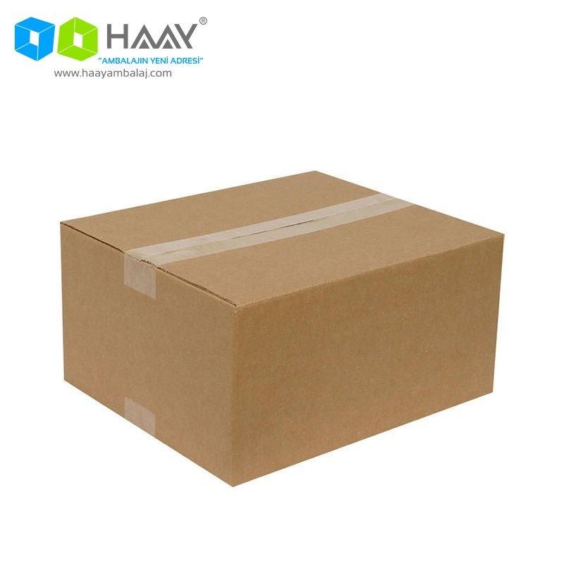 30x25x15 cm Tek Oluklu A-Box Koli - 234
