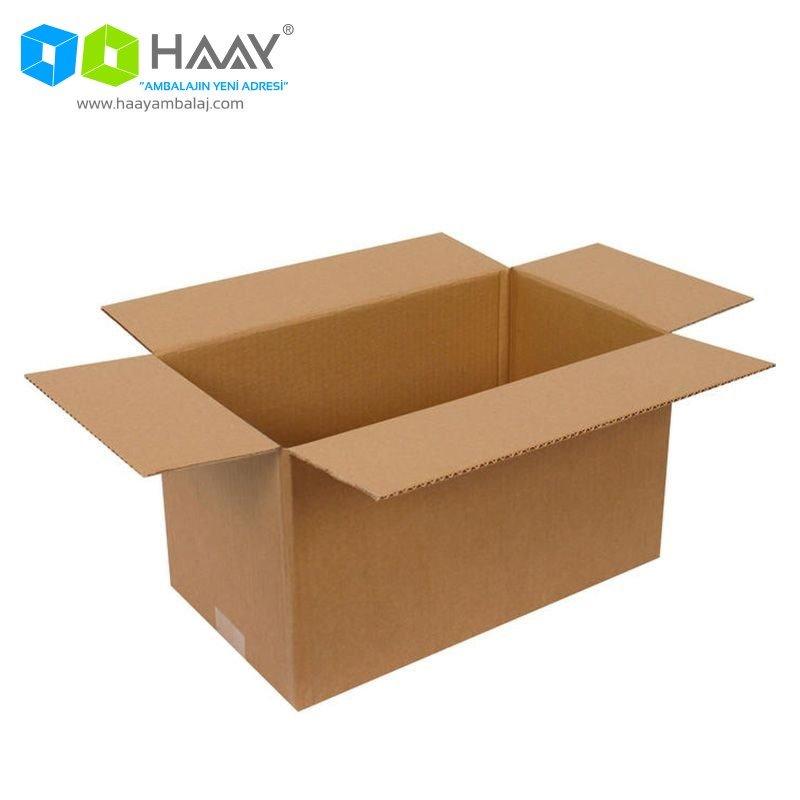35x20x20 cm Tek Oluklu A-Box Koli