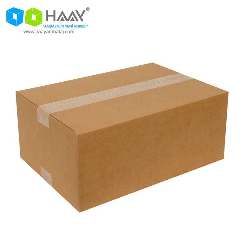 35x25x15 cm Tek Oluklu A-Box Koli - 240