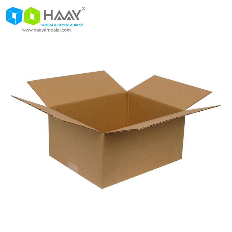 30x25x15 cm Tek Oluklu A-Box Koli - 233