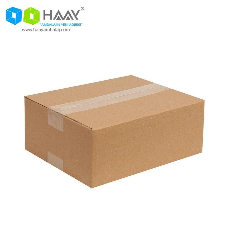 25x20x10 cm Tek Oluklu A-Box Koli - 214