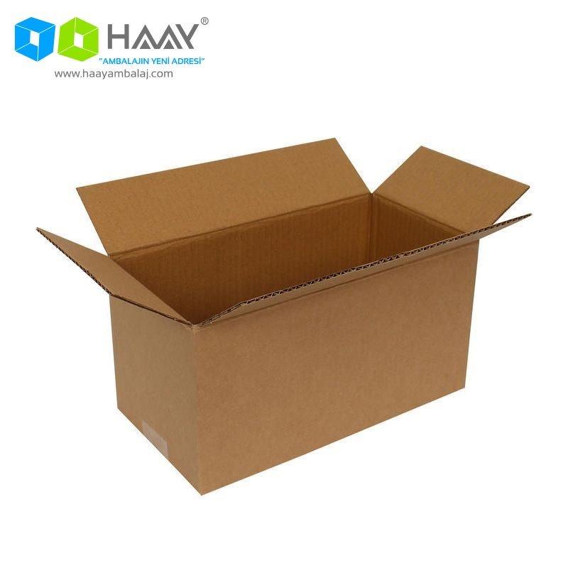 29x15x15 cm Tek Oluklu A-Box Koli - 221