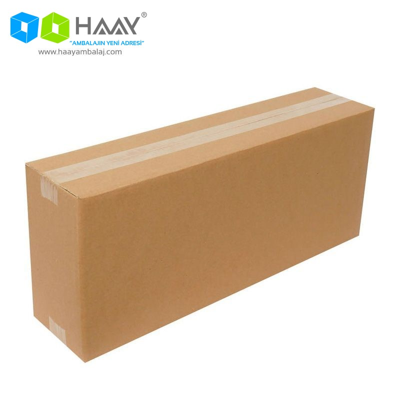 61x14x25 cm Tek Oluklu A-Box Koli - 250