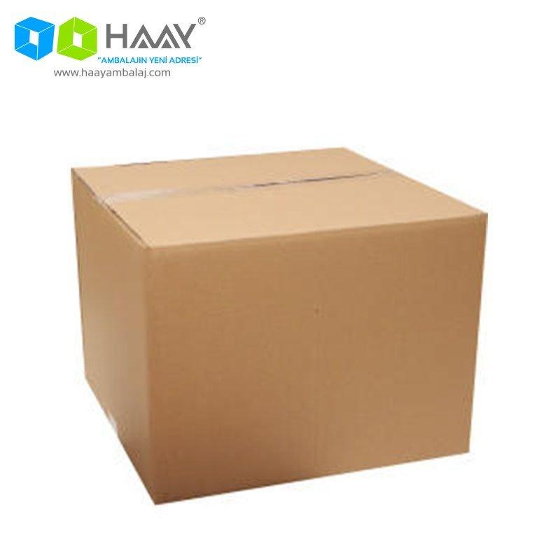 30x30x25 cm Çift Oluklu A-Box Koli - 254