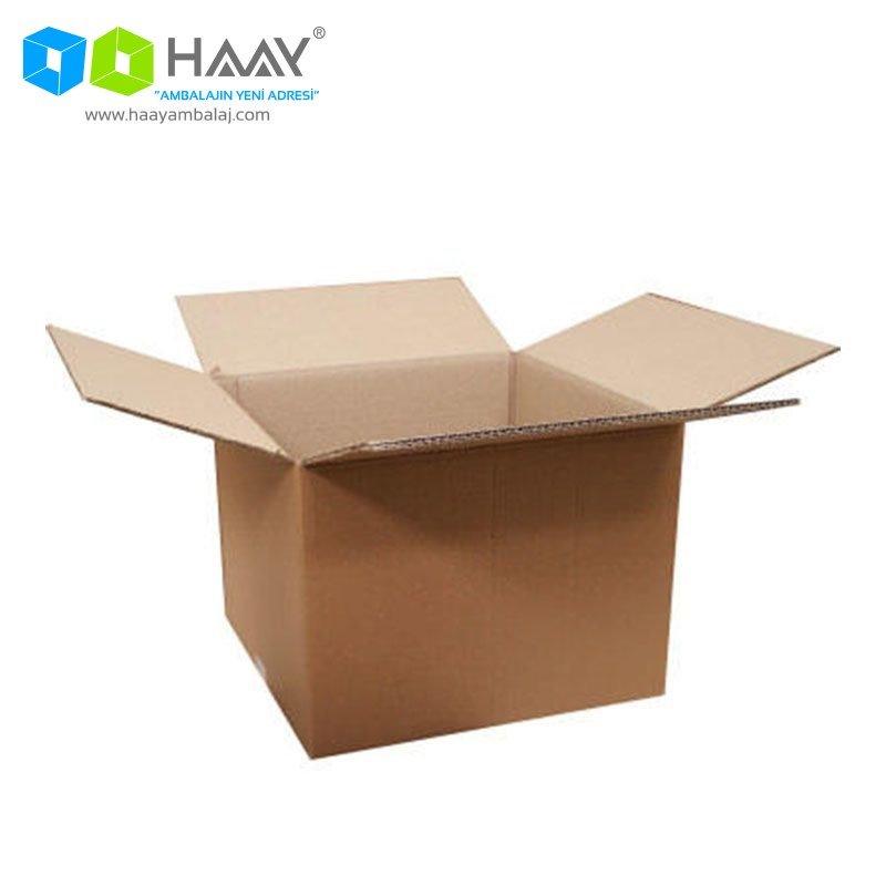 30x30x25 cm Çift Oluklu A-Box Koli