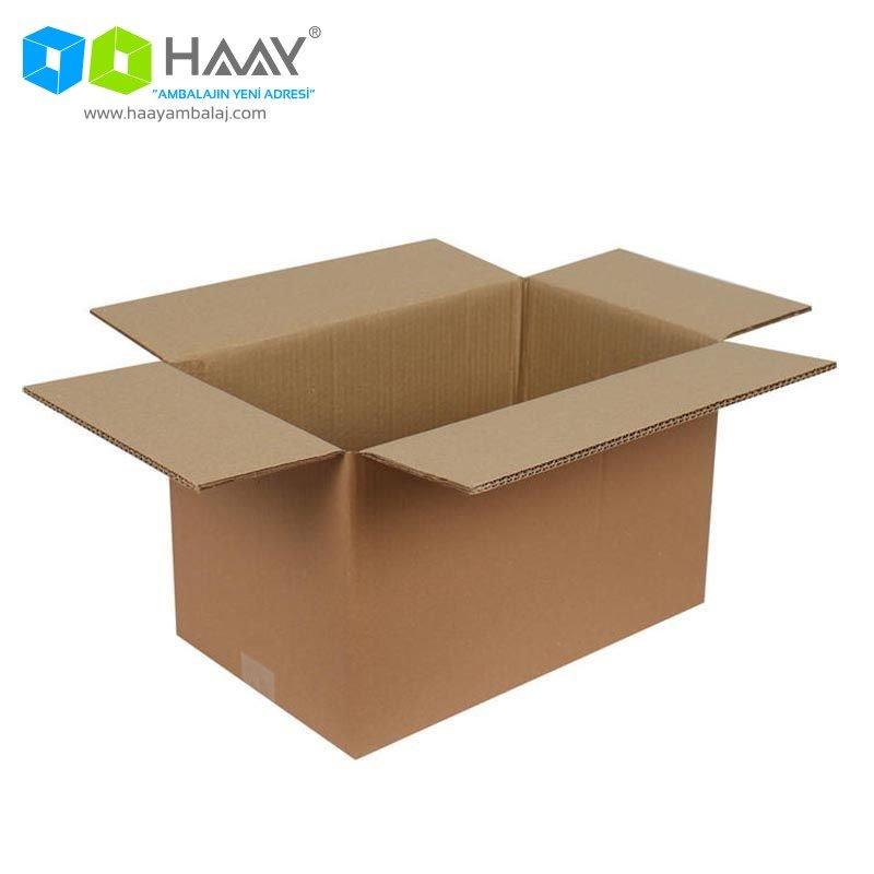 80x50x50 cm Çift Oluklu A-Box Koli