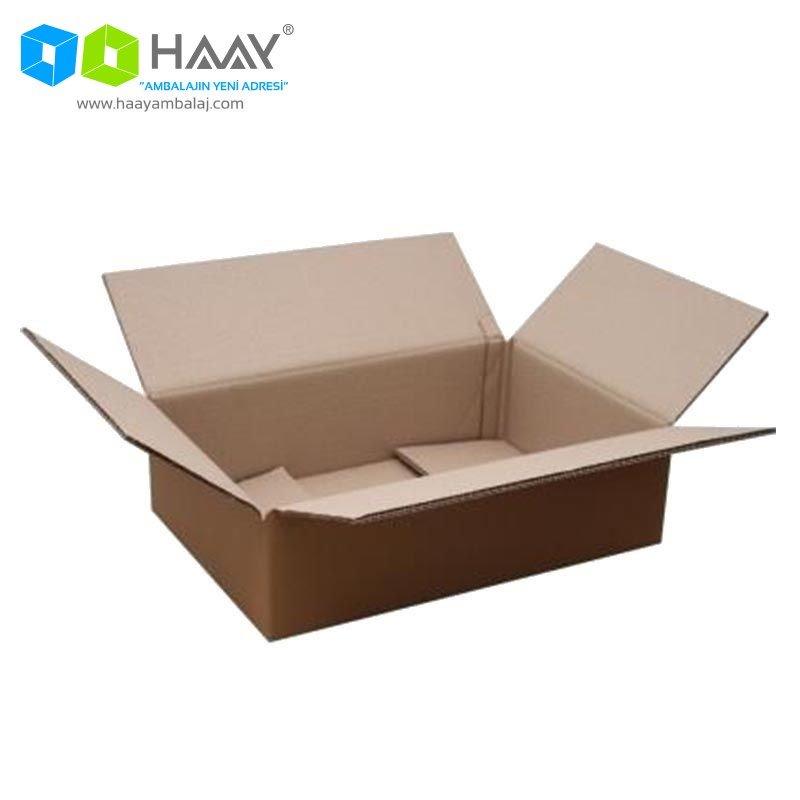 41x21x18 cm Tek Oluklu A-Box Koli