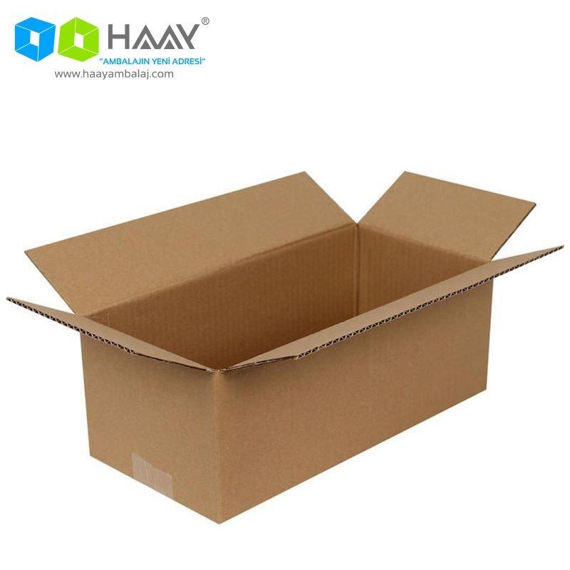 32x15x12 cm Tek Oluklu A-Box Koli - 256