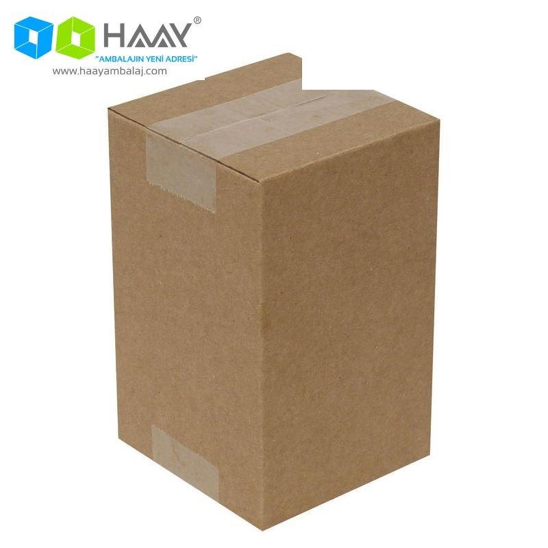 10x10x16 cm Tek Oluklu A-Box Koli - 259