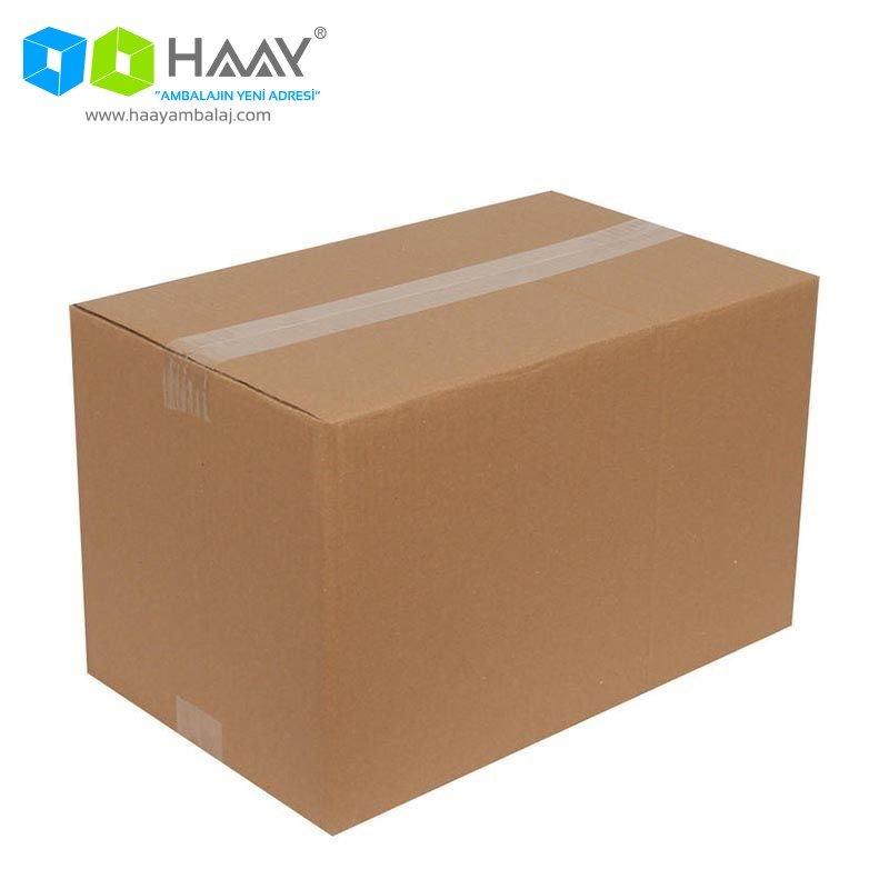 80x50x50 cm Çift Oluklu A-Box Koli - 551