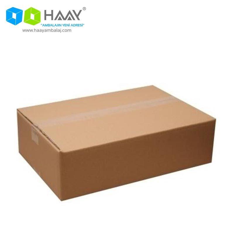41x21x18 cm Çift Oluklu A-Box Koli - 268