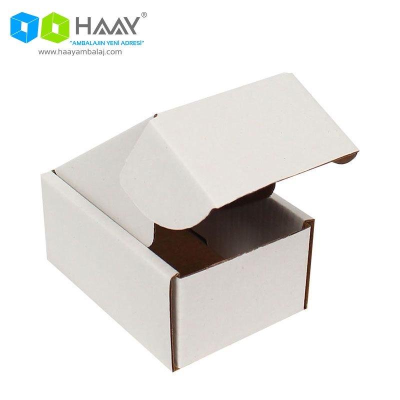 10x7x4,5 cm Beyaz Kutu - 309