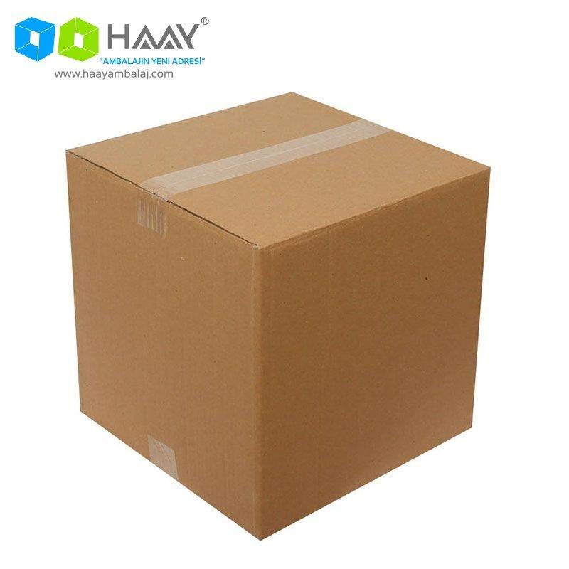 35x35x35 cm Çift Oluklu A-Box Koli - 308
