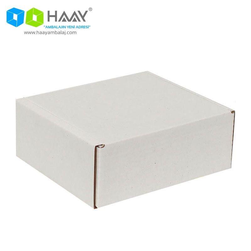 12x10x4,5 cm Beyaz Kutu - 318