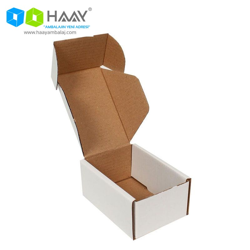 10x7x4,5 cm Beyaz Kutu