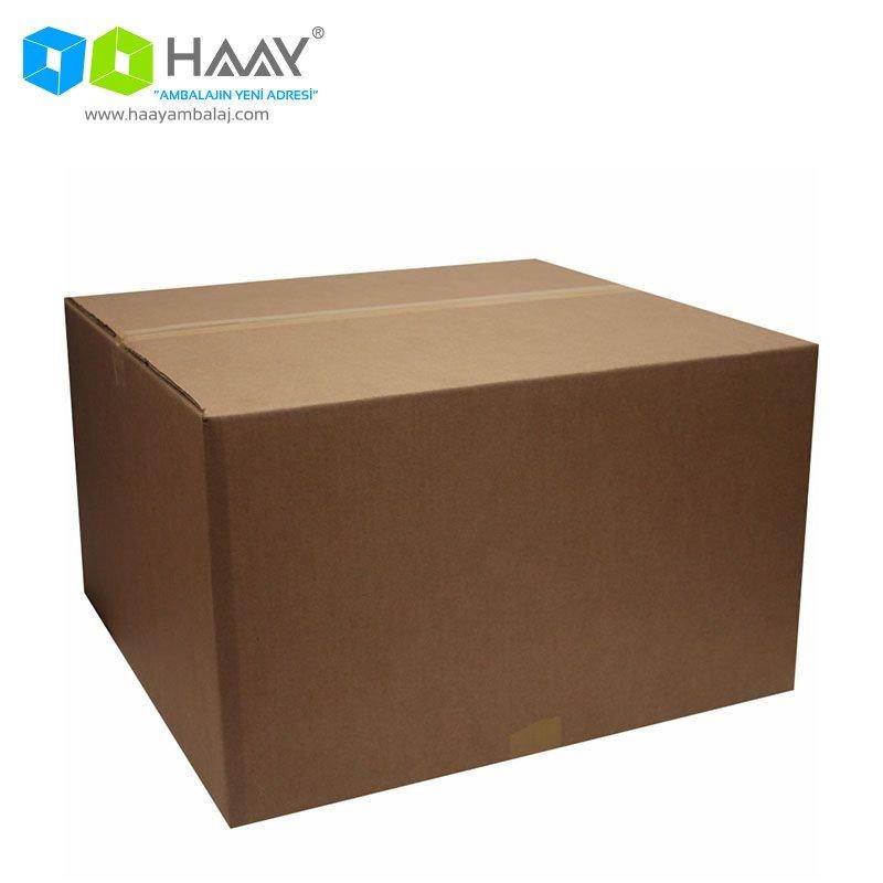 50x50x30 cm Çift Oluklu A-Box Koli - 443