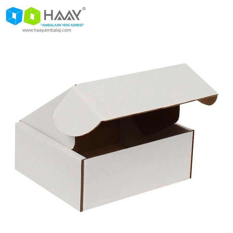 12x10x4,5 cm Beyaz Kutu - 317