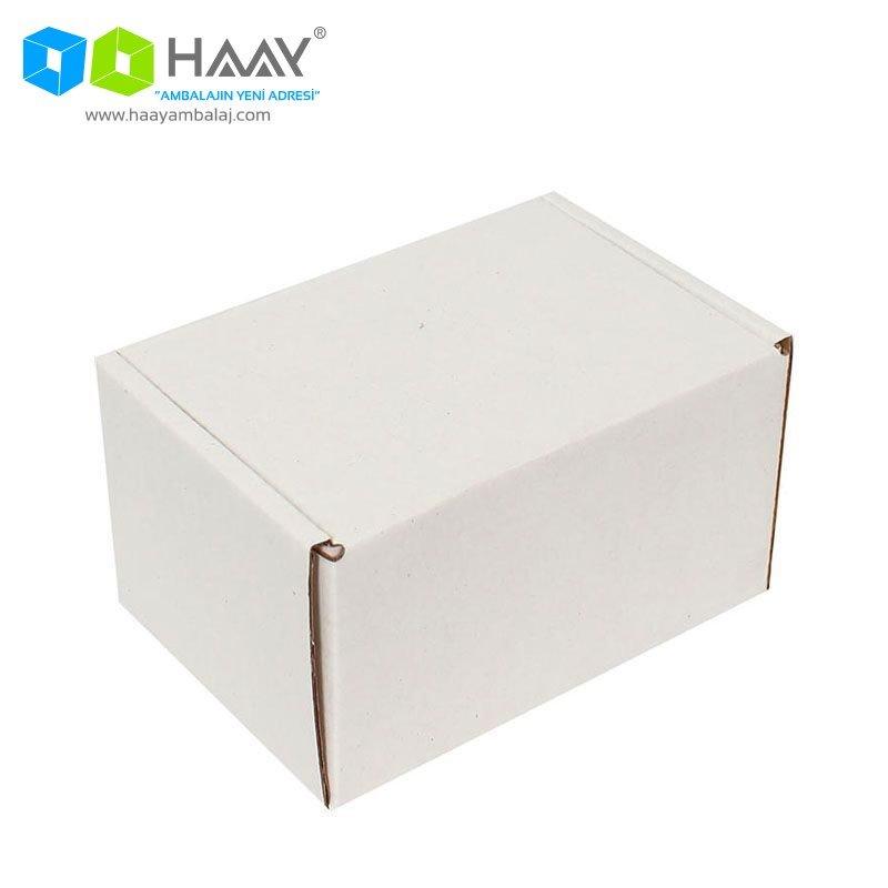 12x8x6,5 cm Beyaz Kutu - 316