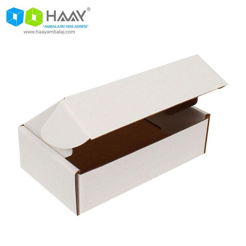 16x8x3 cm Beyaz Kutu - 337