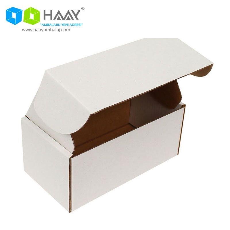 15x8x6,5 cm Beyaz Kutu - 332