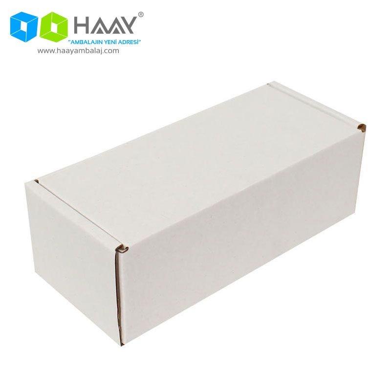 18x7,5x6 cm Beyaz Kutu - 344