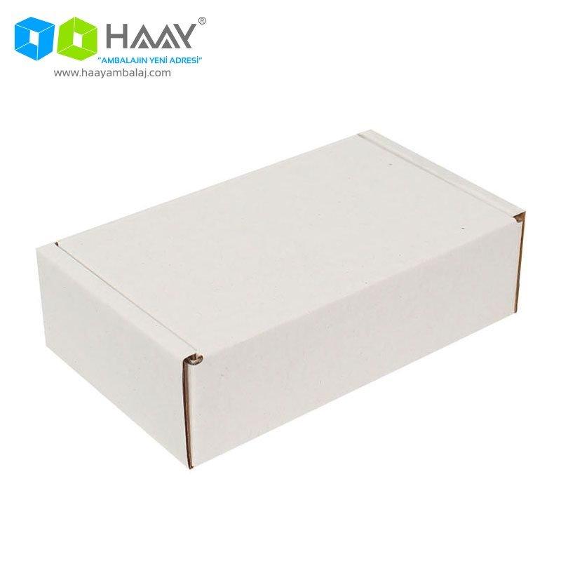 14x8x4 cm Beyaz Kutu - 329