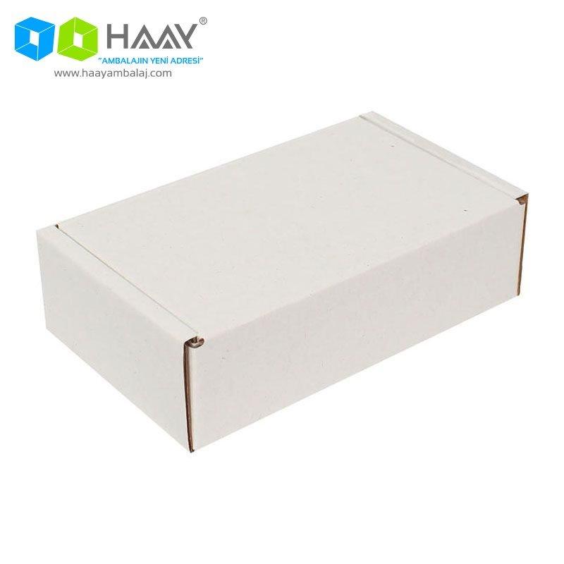 16x8x3 cm Beyaz Kutu - 338